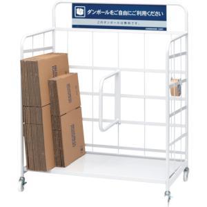 (運賃見積り)(直送品)KAWAJUN ダンボールカート10560 LBA001 kg-maido