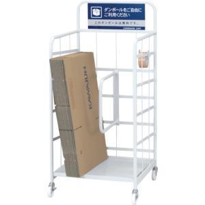 (運賃見積り)(直送品)KAWAJUN ダンボールカート600 WAM569 kg-maido