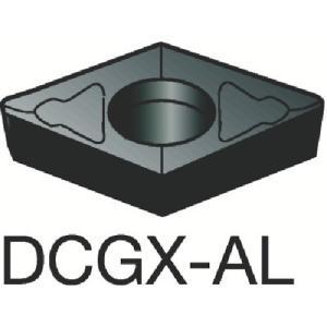 <title>サンドビック コロターン107 旋削用ポジ チップ H10 セール価格 10個 DCGX11T308-AL:H10</title>