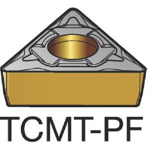 <title>サンドビック コロターン107 旋削用ポジ チップ 1515 10個 TCMT 16 T3 初売り 04-PF:1515</title>