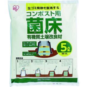 IRIS 502058 コンポスト用菌床 5L CKD-5L CKD-5L|kg-maido