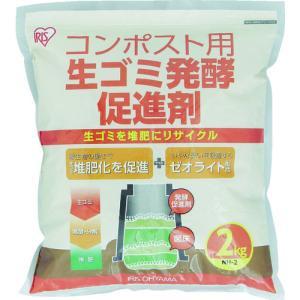 IRIS 502057 生ゴミ発酵促進剤 2kg NHS-2KG|kg-maido
