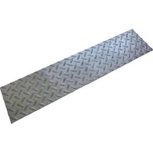 (個別送料2000円)(直送品)奥岡 縞鋼板製溝蓋U字溝用 OUP12 kg-maido