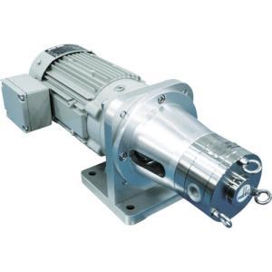 (運賃見積り)(直送品)伏虎 ベーンポンプモーター付き VBB20M4A|kg-maido