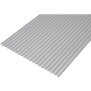 (人気激安) 直送品 物品 IRIS 542618 硬質塩ビ波板 NIPVC-1008-MW 10尺 乳白 10枚