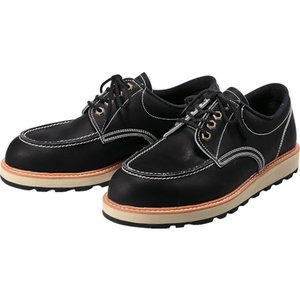 激安セール 青木安全靴 US-100BK 新作 人気 US-100BK-23.5 23.5cm