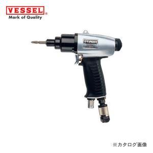 ベッセル VESSEL エアードライバー 衝撃式 普通ネジ径(5〜6mm) GT-P6HS|kg-maido