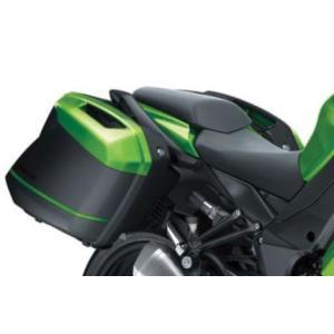 Kawasaki Ninja1000/ABS ('14-) パニアケースセット(サイドボックス)J99994-0563|kgsriverside