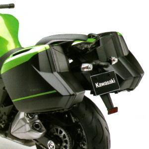 Kawasaki Ninja1000ABS ('17-) パニアケース5点セット(左右セット) J999940563|kgsriverside