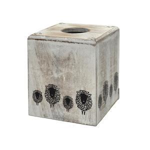 アンティーク調 木製 トイレットペーパーボックス ヒツジ◆ナチュラル雑貨 kh-company7
