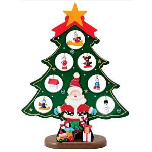 クリスマス オーナメントツリー◆サンタ|kh-company7