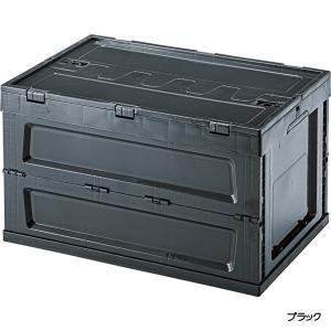 フォールディング コンテナ L 3色◆折りたたみ 収納ボックス【メーカー直送品】 kh-company7