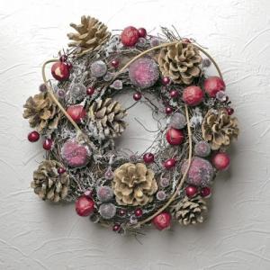 クリスマス◆ベリーリース クリスマスリース|kh-company7