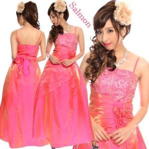 【Lサイズ】レース重ねオーガンジーフリル姫ドレス