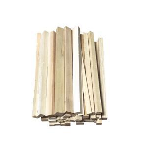 国産ヒノキの焚き付け材になります。 ヒノキ材は油分を含む着火性の高い素材です。   ヒノキは灰も少な...