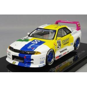 コクピット 館林 GT-R R32 1994 JGTC #24 袖山誠一/山路慎一 RACING T...