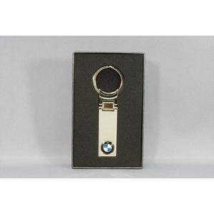 ☆*BMW特注 角型キーリング BMW ロゴ kidbox