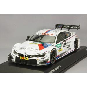 ☆ BMW特注 ノレブ製 1/18 BMW M4 (F82) BMW M Performance 2014 DTM #10 M.トムチェック kidbox