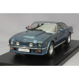 ☆ オートアート 1/18 アストンマーチン V8 ヴァンテージ 1985 シルバーブルー|kidbox