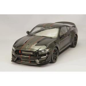 ☆ オートアート コンポジット 1/18 フォード シェルビー GT350R ブラック/ブラック・ストライプ|kidbox