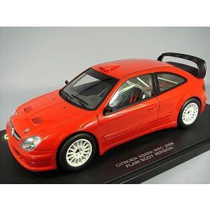 オートアート 1/18 シトロエン クサラ 2004 WRC...
