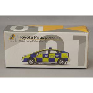 Tiny City No.01 トヨタ プリウス 警察車両 AM6500|kidbox