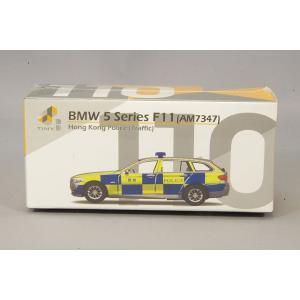 Tiny City No.110 BMW 5 シリーズ F11 香港警察 (交通)|kidbox
