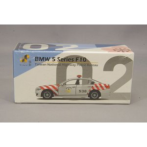 Tiny City TW2 BMW 5シリーズ セダン 台湾 国道高速道路警察局|kidbox