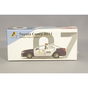 Tiny City TW7 トヨタ カムリ 2011 警察車両|kidbox