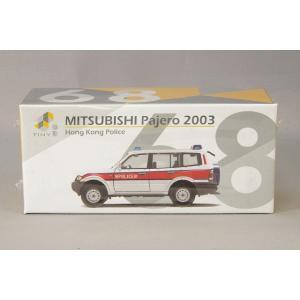Tiny City No.68 三菱 パジェロ 2003 警察車両|kidbox