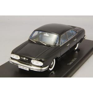 ☆ AUTOCULT 1/43 タトラ 603A プロトタイプ 1961 ブラック kidbox