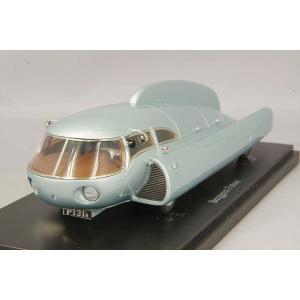 ☆ AUTOCULT 1/43 Berggren Future 1951 メタリックシルバー|kidbox