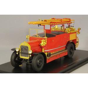 ☆ AUTOCULT 1/43 ベンツ ガッゲナウ 1925 タイプ2 CSN 1925 レッド|kidbox