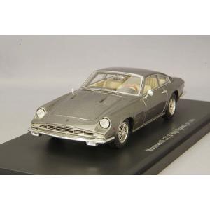 ☆ AUTOCULT 1/43 モンテヴェルディ 375 S ハイスピード 1968 メタリックグレー|kidbox