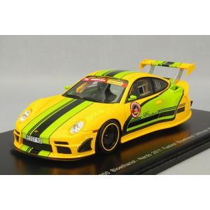 ☆ ビザール 1/43 9ff GT ターボ 900 バイオエタノール 2011 ナルドサーキット バイオエタノール車 ファステスト 391.2kmh|kidbox