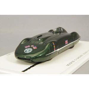 ☆ ビザール 1/43 MG EX135 1951 ボンネビル クラスF レコードカー Up To 137.40mph A.T.G.ガードナー|kidbox