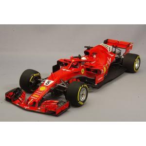 ☆ BBR 1/18 フェラーリ SF71H 2018 F1 オーストラリアGP ウィナー #5 S.ベッテル kidbox