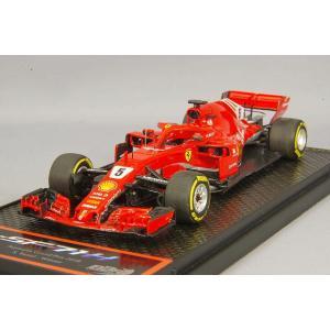 ☆ BBR 1/43 フェラーリ SF71H 2018 F1 オーストラリアGP ウィナー #5 S.ベッテル kidbox
