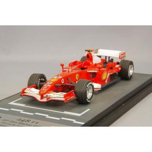 【決算セール〜9/30】☆ BBR 1/43 フェラーリ F248 2006 F1 サンマリノGP ウィナー #5 M.シューマッハ|kidbox