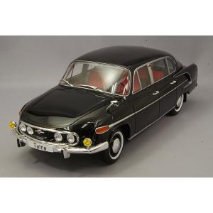 ☆ BoS Models 1/18 タトラ 603 1969 ブラック|kidbox