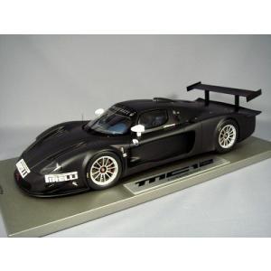 【決算セール〜9/30】BBR 1/18 マセラティ MC12 2004 フィオラノテスト シューマッハ|kidbox