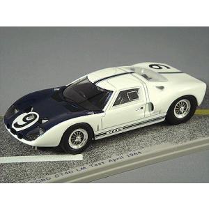 ビザール 1/43 フォード GT40 ルマン テスト 1964 4月 #9 kidbox