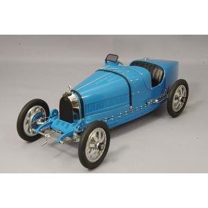 ☆ CMC 1/18 ブガッティ T35 1924 ライトブルー|kidbox