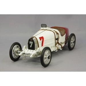 ☆ CMC 1/18 ブガッティ T35 1924 グランプリ ナショナルカラー ポーランド ホワイト #7|kidbox