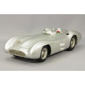 ☆ CMC 1/18 メルセデスベンツ W196R ストリームライナー 1954 シルバー|kidbox