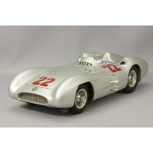 ☆ CMC 1/18 メルセデスベンツ W196R ストリームライナー 1954 F1 フランスGP #22 H.ヘルマン|kidbox