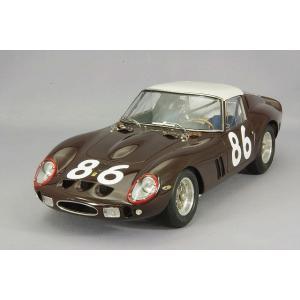 ☆ CMC 1/18 フェラーリ 250 GTO 1962 タルガフローリオ 4位 クラスウィナー #86 G.スカルラッティ/P.Ferraro|kidbox