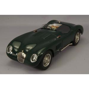 ☆ CMC 1/18 ジャガー Cタイプ 1952-1953 ブリティッシュレーシンググリーン|kidbox