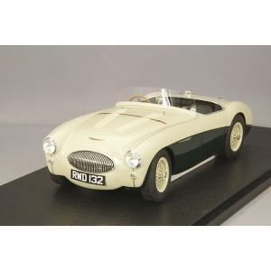 ☆ CULT 1/18 オースチン ヒーレー 100S 1955 グリーンホワイト|kidbox