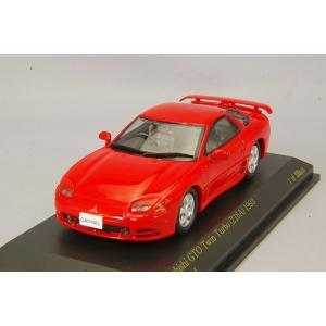 ☆ カーネル 1/43 三菱 GTO ツインターボ Z16A 1993 パッションレッド|kidbox